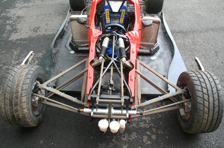 Hagerman RacEngineering - Formula Enterprises & Enterprises Sports Racer