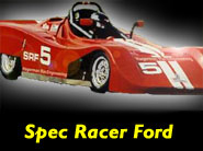 Spec Racer Ford